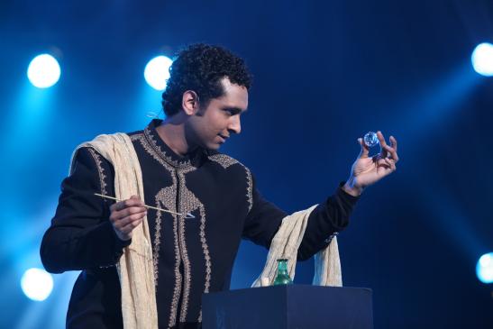 Roman Sudesh - Uri Geller Show